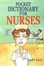 POCKET DICTIONARY FOR NURSES