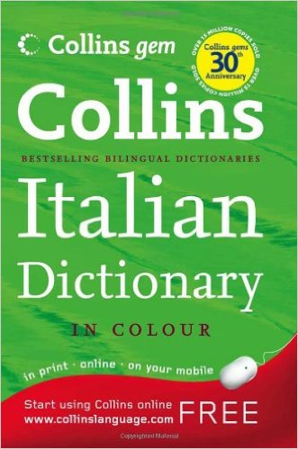 COLLINS-ITALIAN DICTIONARY