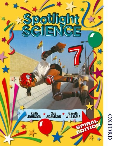 Spotlight Science Book 7
