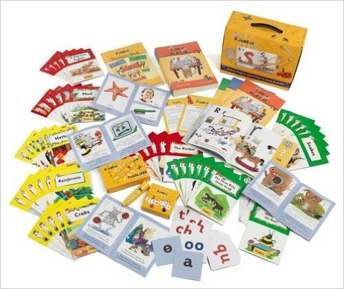 Jolly Phonics Extra- Extra Help In Learning To Read & Write With Extra Cards