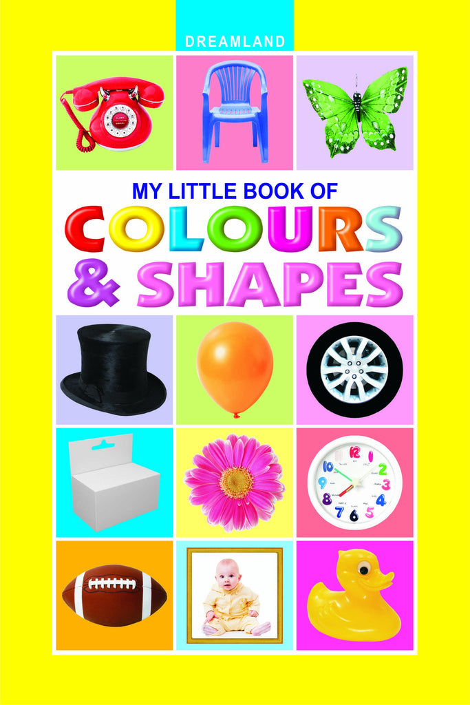 My Little Book Of Colours & Shapes