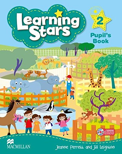 Learning Stars Pupils Book 2
