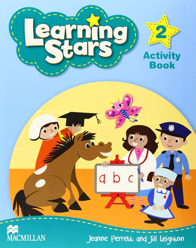 Learning Stars Activity Book 2