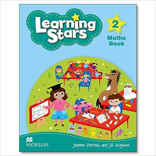 Learning Stars Maths Book 2