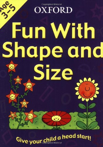 Fun With Shape & Size Age 3-5