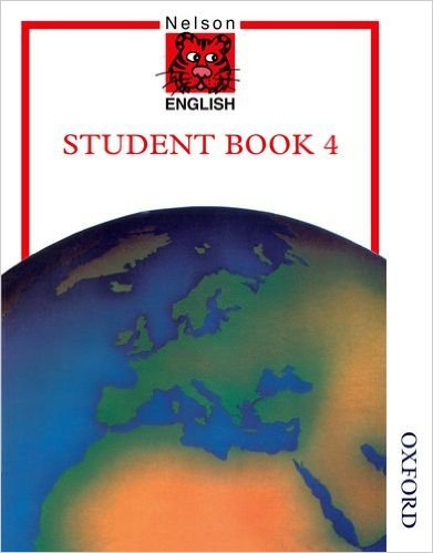 NELSON ENGLISH - STUDENT BOOK 4