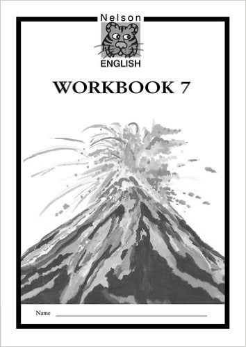 NELSON ENGLISH WORKBOOK 7