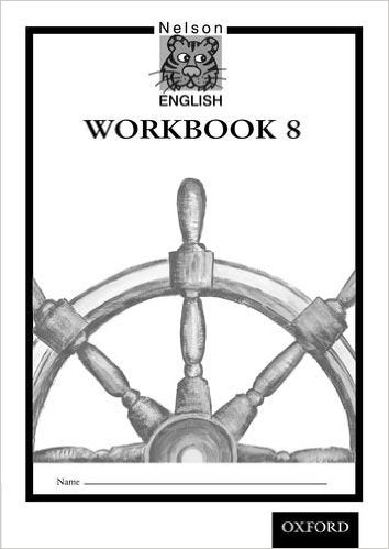 NELSON ENGLISH WORKBOOK 8