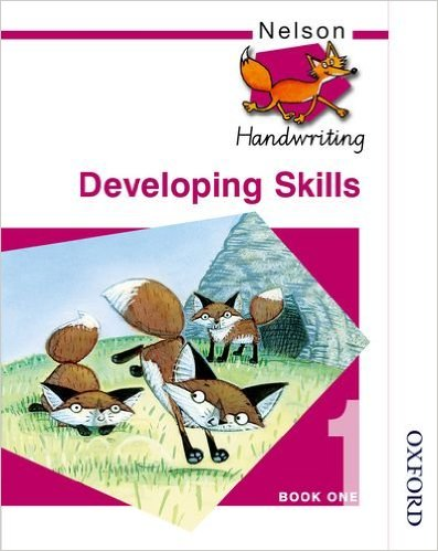 NELSON HANDWRITING DEVELOPING SKILLS BOOK 1