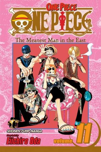ONE PIECE  VOL. 11
