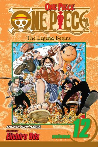 ONE PIECE  VOL. 12