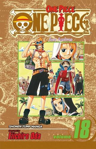 One Piece  Vol. 18
