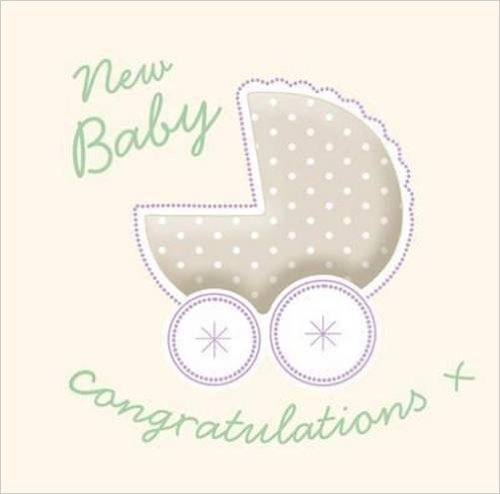New Baby Congratulation