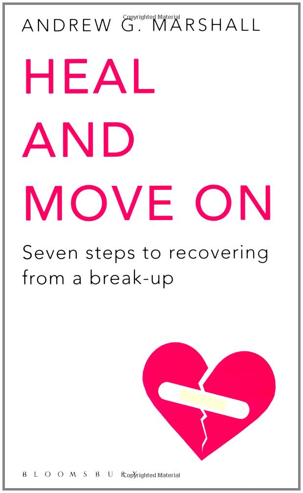HEAL AND MOVE ON
