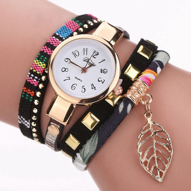 DUOYA D119 Ladies Bracelet Watch