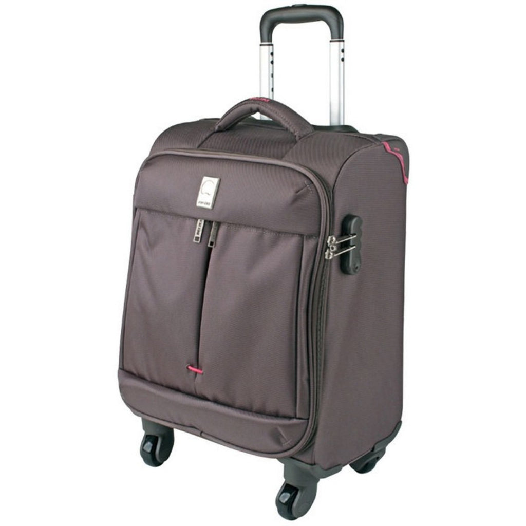 Delsey Flight 4 Wheel Soft Trolley 65cm