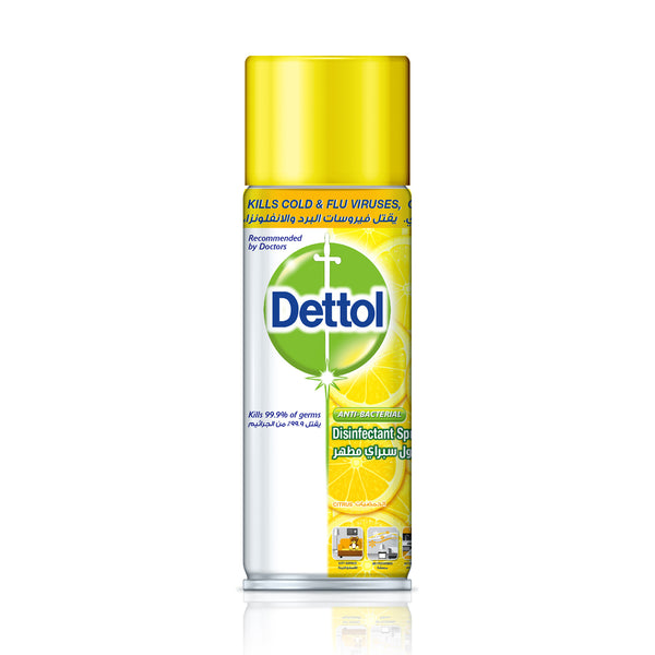 Dettol Disinfectant Surface Spray Citrus 450ml