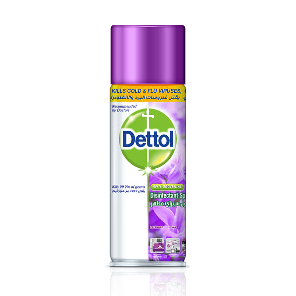 Dettol Disinfectant Surface Spray Lavender 450ml