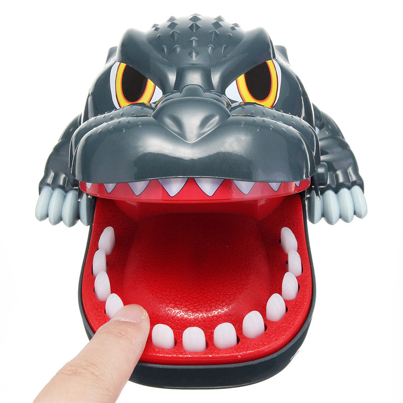 Dinosaur Bite Finger Funny Parent-child Educational For Kids Christmas Toys