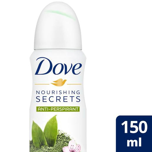 Dove Women Matcha & Fresh Sakura Blossom Scent Antiperspirant 150ml
