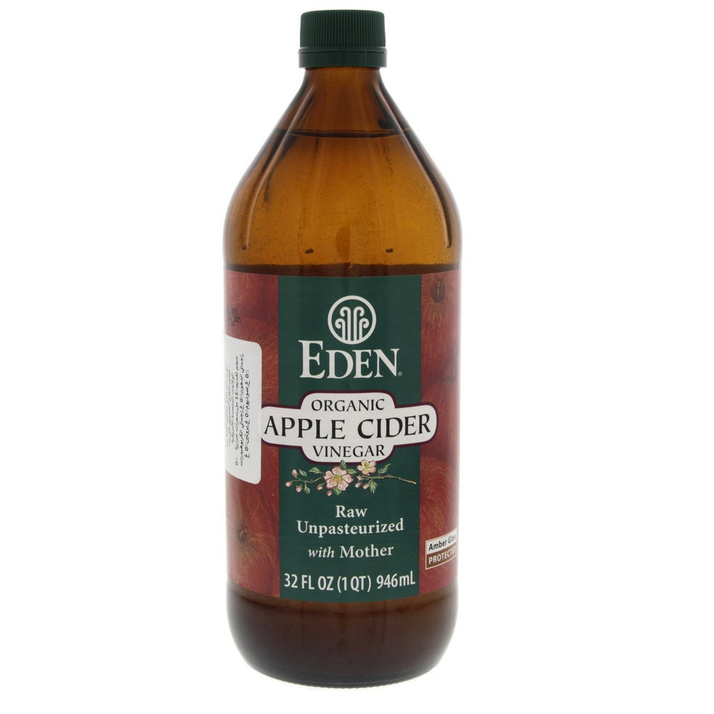 Eden Organic Apple Cider Vinegar 946ml
