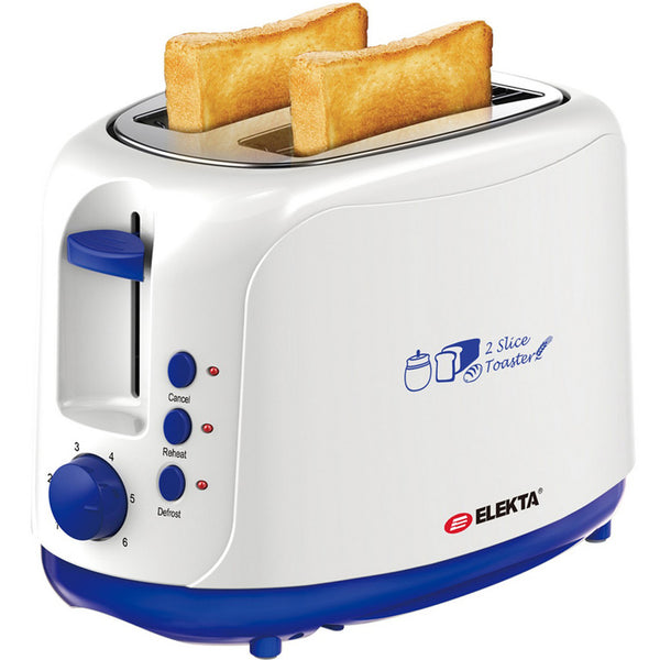 Elekta Toaster with 3 function ET252 2 Slice