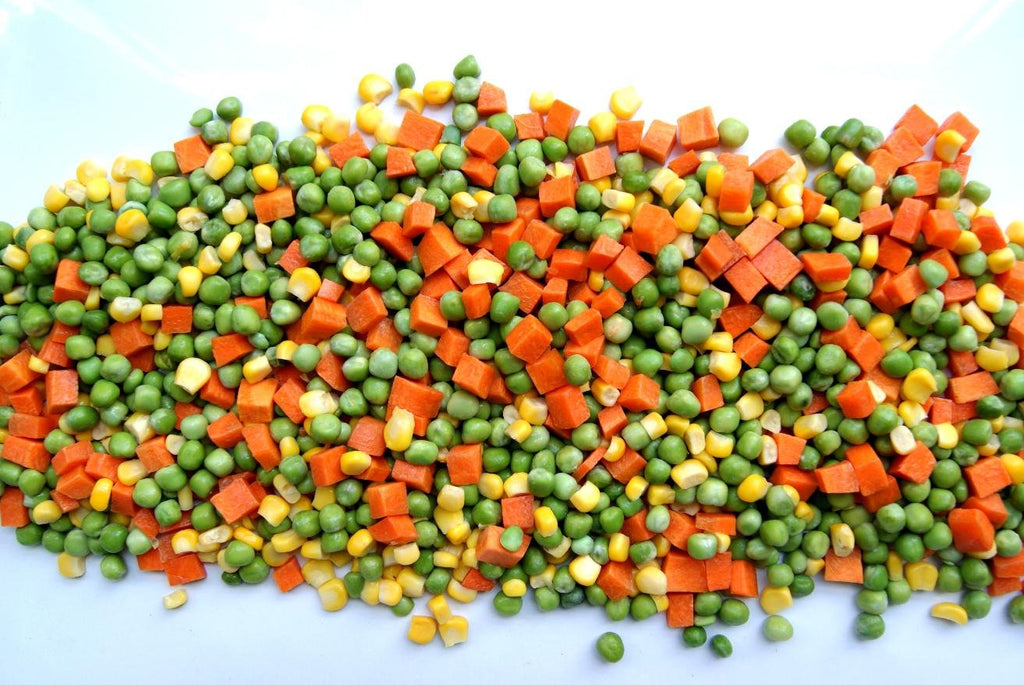 FROZEN MIX VEGETABLE 4X400GRM