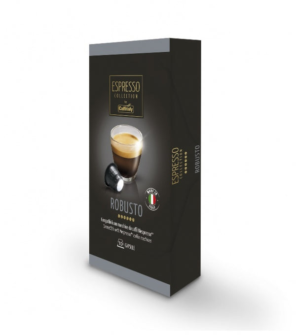 Caffitaly Robusto For Nespresso