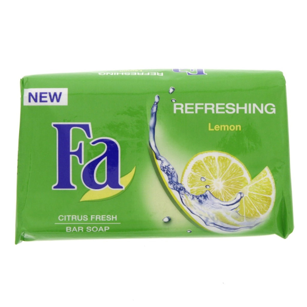 Fa Refreshing Citrus Fresh Bar Soap 175g