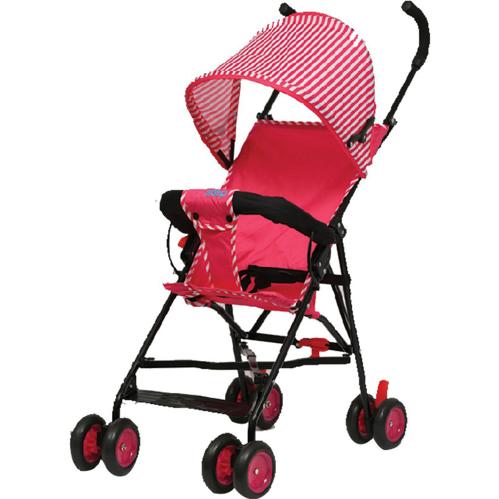 First Step Baby Buggy KGZ-6103 Pink