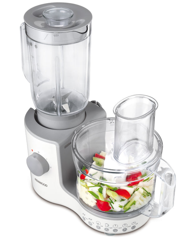 Food Processor, 1.4L bowl, 1L Liquidizer, 600w