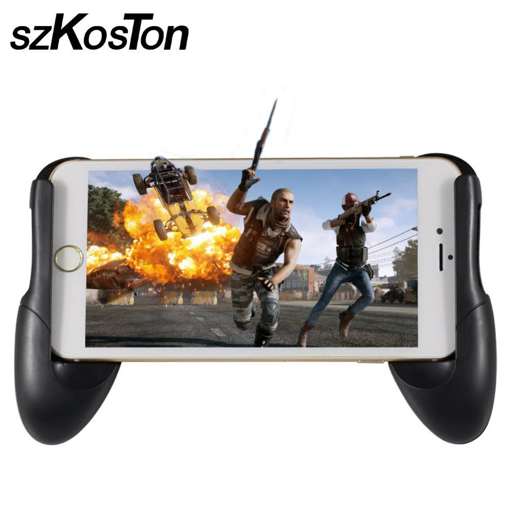 جهاز تحكم للهاتف المحمول Free Fire PUBG لأجهزة Android Phone Game PUGB Mobil Controller Gaming Gamepad Joystick لهواتف iPhone Xiaomi