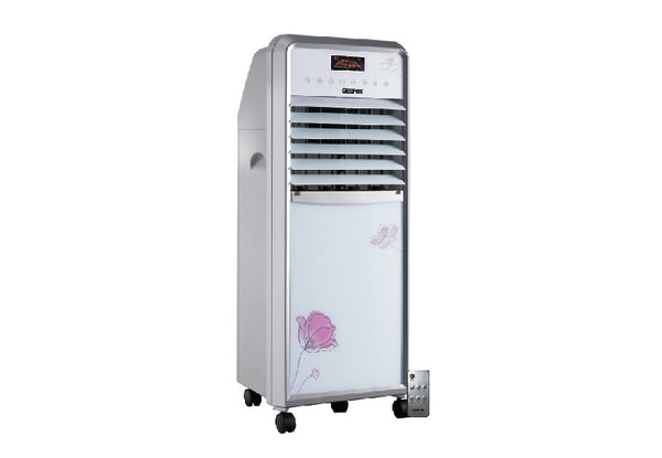 Geepas Air Cooler/15L/12Hrs/3Spd/Rmt/Ironizr1x1