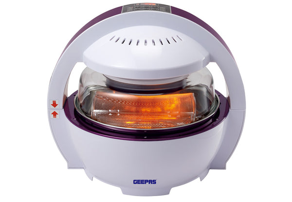 Geepas Digtal Air Fryer/Oil Free/3DHeat/Timr1x1