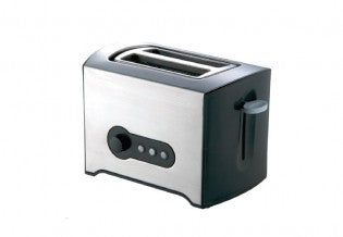 2-Slice Bread Toaster Ss Body 1x6