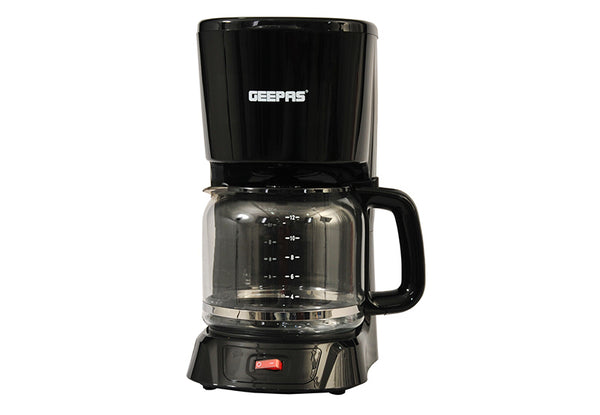 Geepas Coffee Maker 1.8 L/Anti-drip Device 1X4
