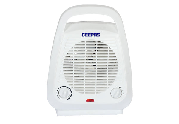 Geepas Fan Heater/2Power/Therml Cutoff Protc1x4