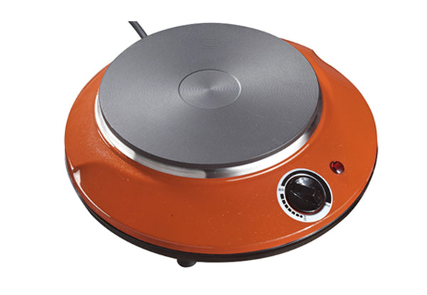 Geepas Single Hot Plate/CastIron Plate/1000W1x6
