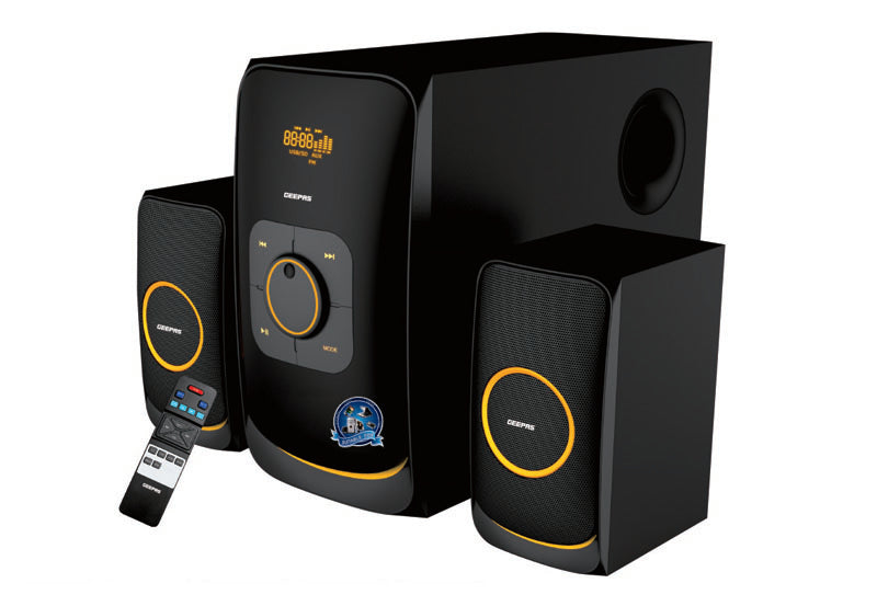 Geepas 2 1Ch Home Theater System