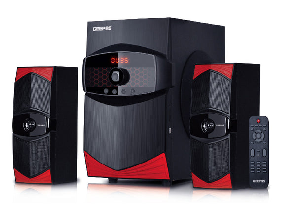 Geepas 2.1 Channel Multimedia Speaker