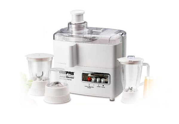 Geepas 4 In 1 Juicing/blending/grinding/mincing