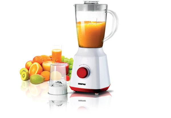 Geepas 2 In 1 Multifunction - blender & grinder
