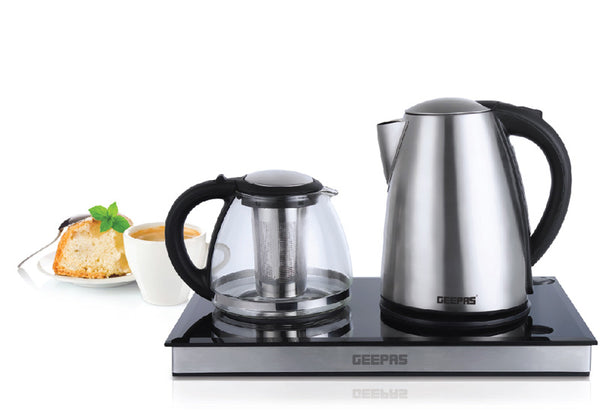 Geepas Kitchen Appliance  - Tea Set