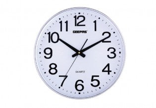 GEEPAS Wall Clock/Taiwan Movement 1x8