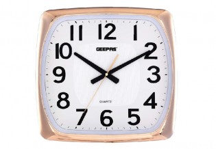 GEEPAS Wall Clock/Taiwan Movement 1x12