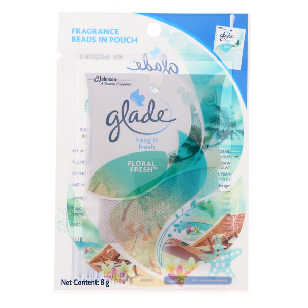 Glade Hang It Fresh Floral 8 Gm