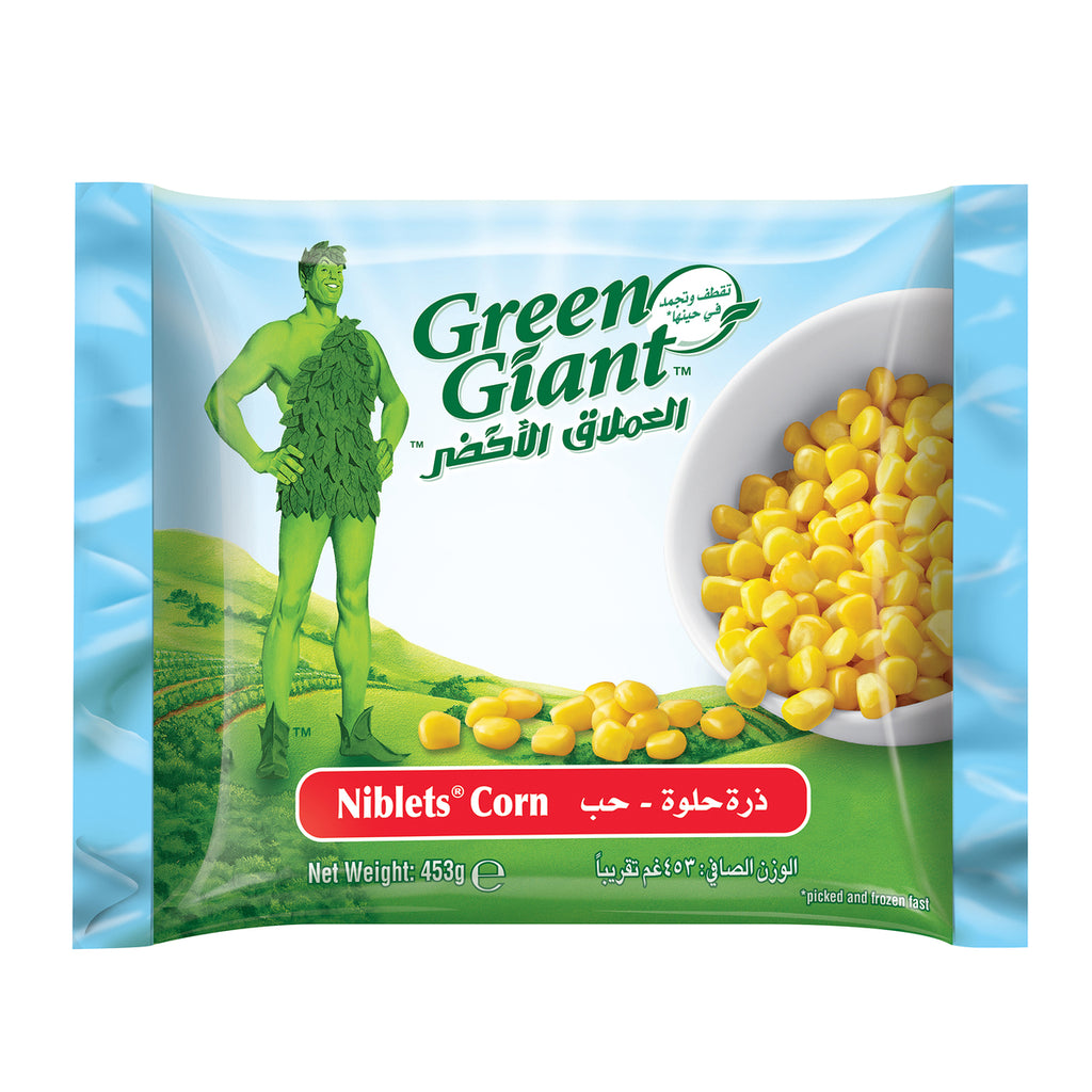 Green Giant Corn Niblets 453g