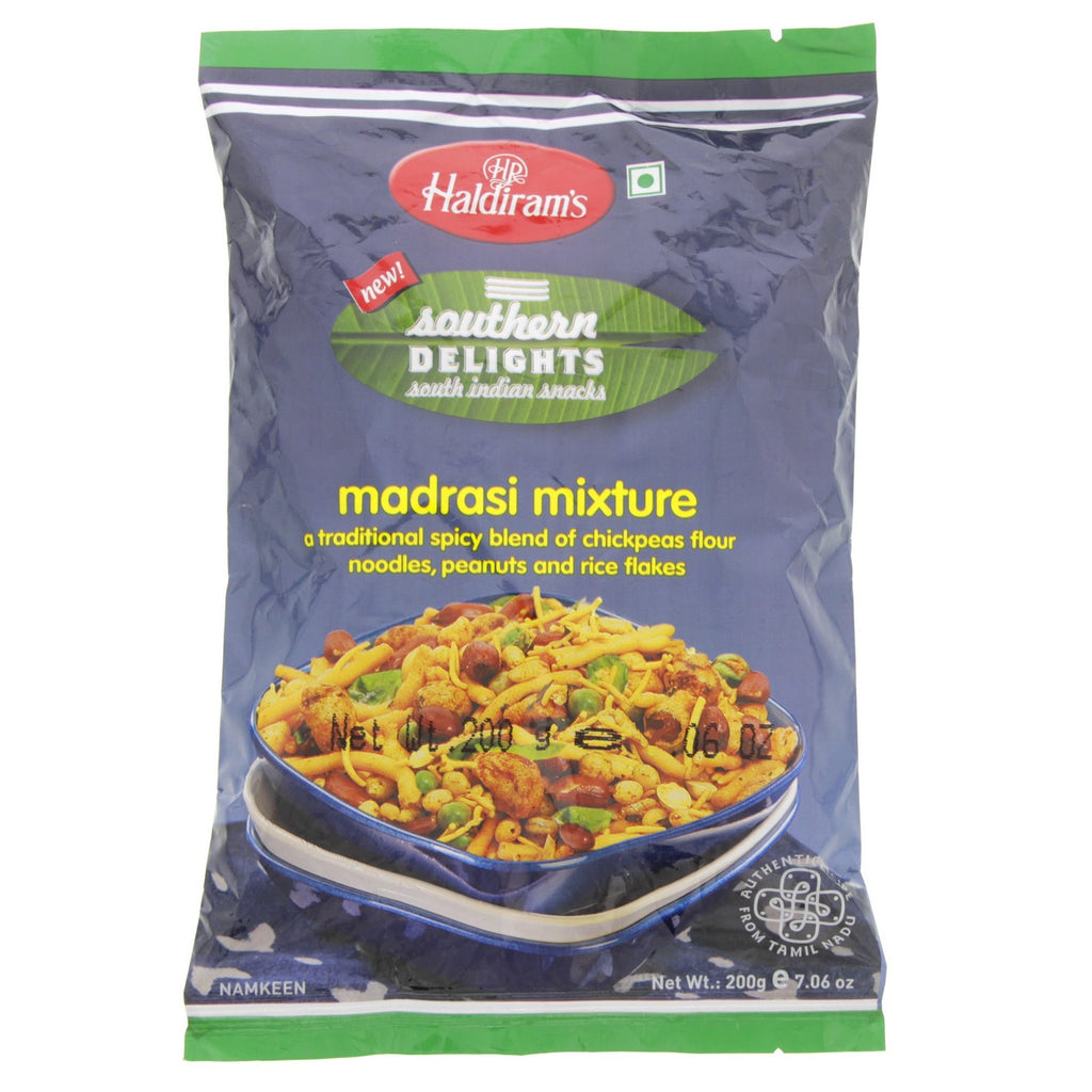 HALDIRAM MADRASI MIXTURE 200GM