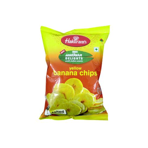 رقائق الموز HALDIRAM YELLOW BANANA 180 GM