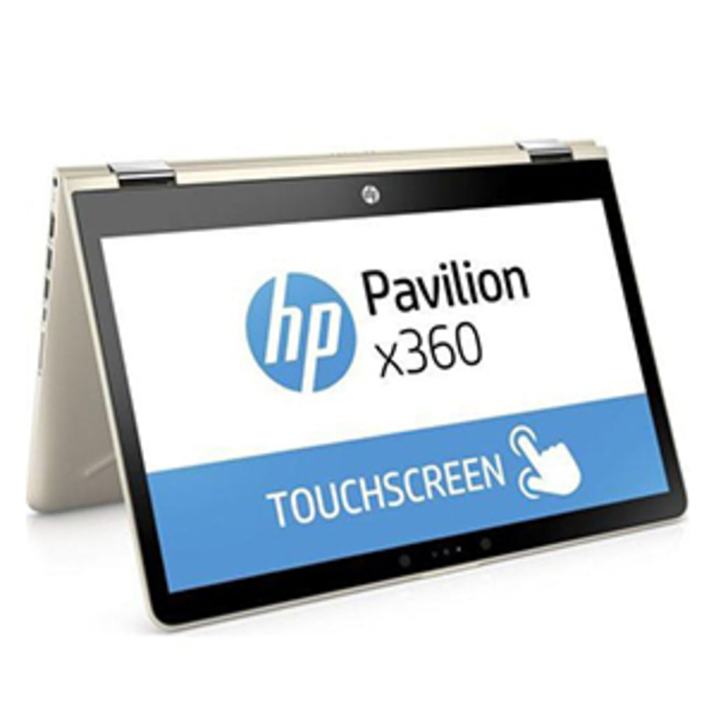 كمبيوتر محمول HP Pavilion X360 14-cd003NE Core i7 Gold